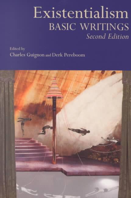 Existentialism By Guignon, Charles (EDT)/ Pereboom, Derk (EDT)
